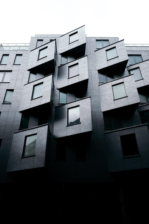 gray concrete structure