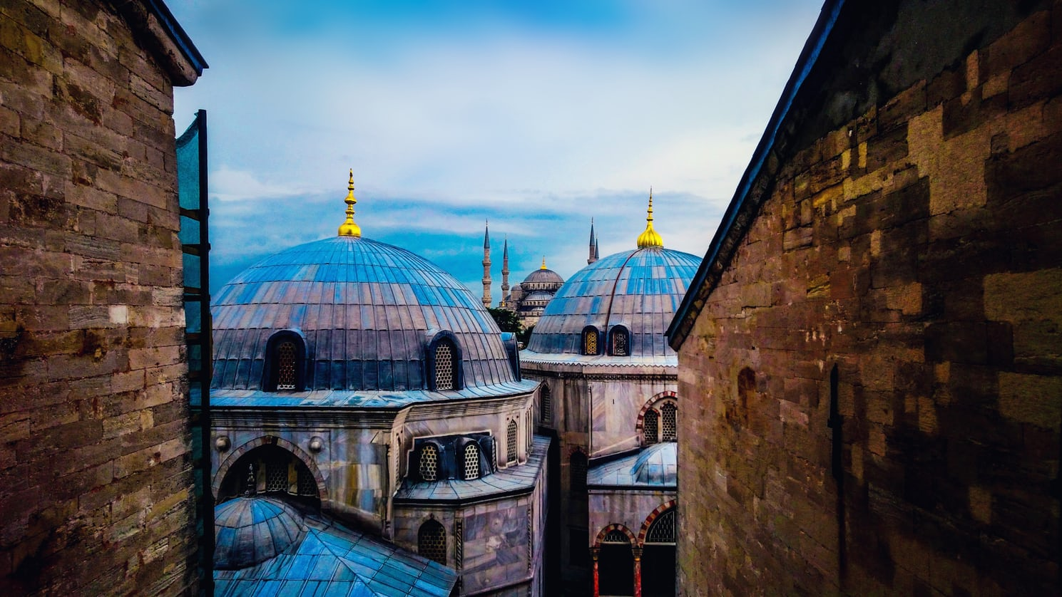 Hagia Sophia Museum | Blaque X on Unsplash
