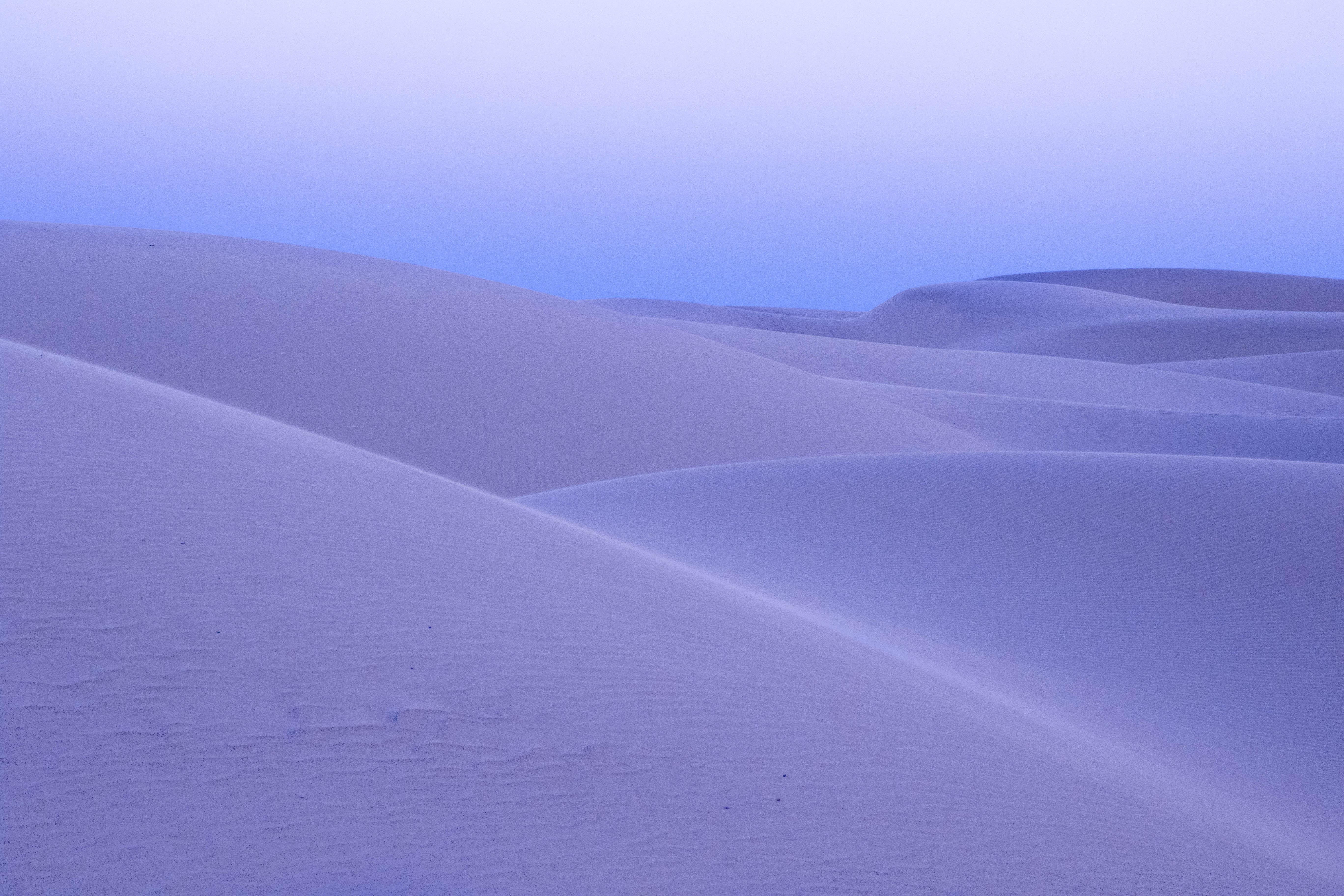 Sand dunes at Pismo Beach