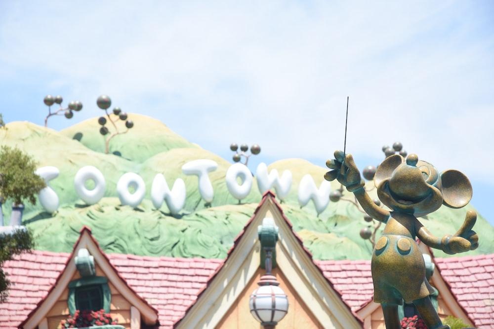 Toontown during daytime