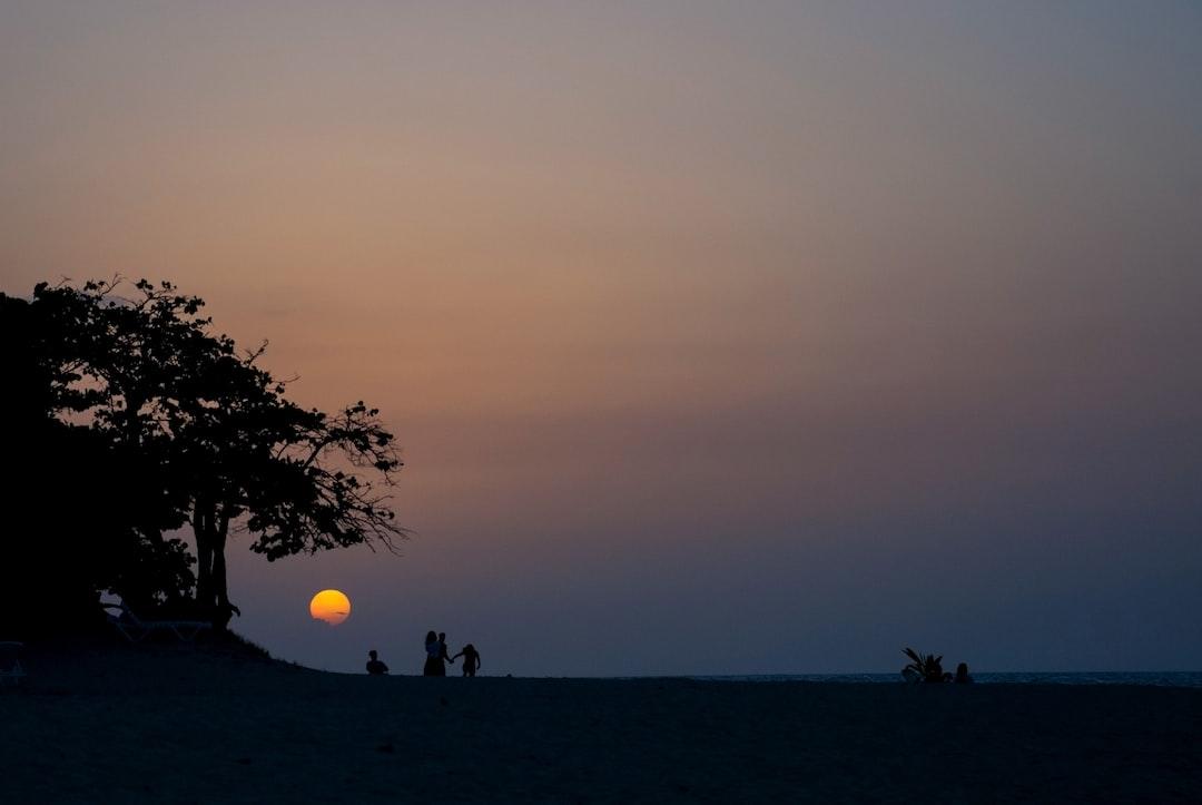 Jibacoa Sunset