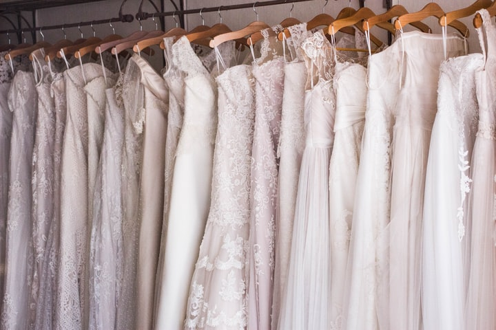 8 Tips For Picking The Perfect Wedding Dress