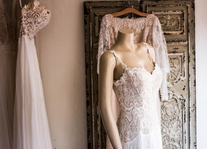 White Wedding Dresses Do NOT Signify Virginity