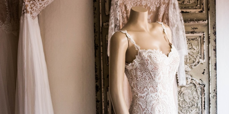 A Guide To Making Your Wedding Dress Huggable AndDanceable