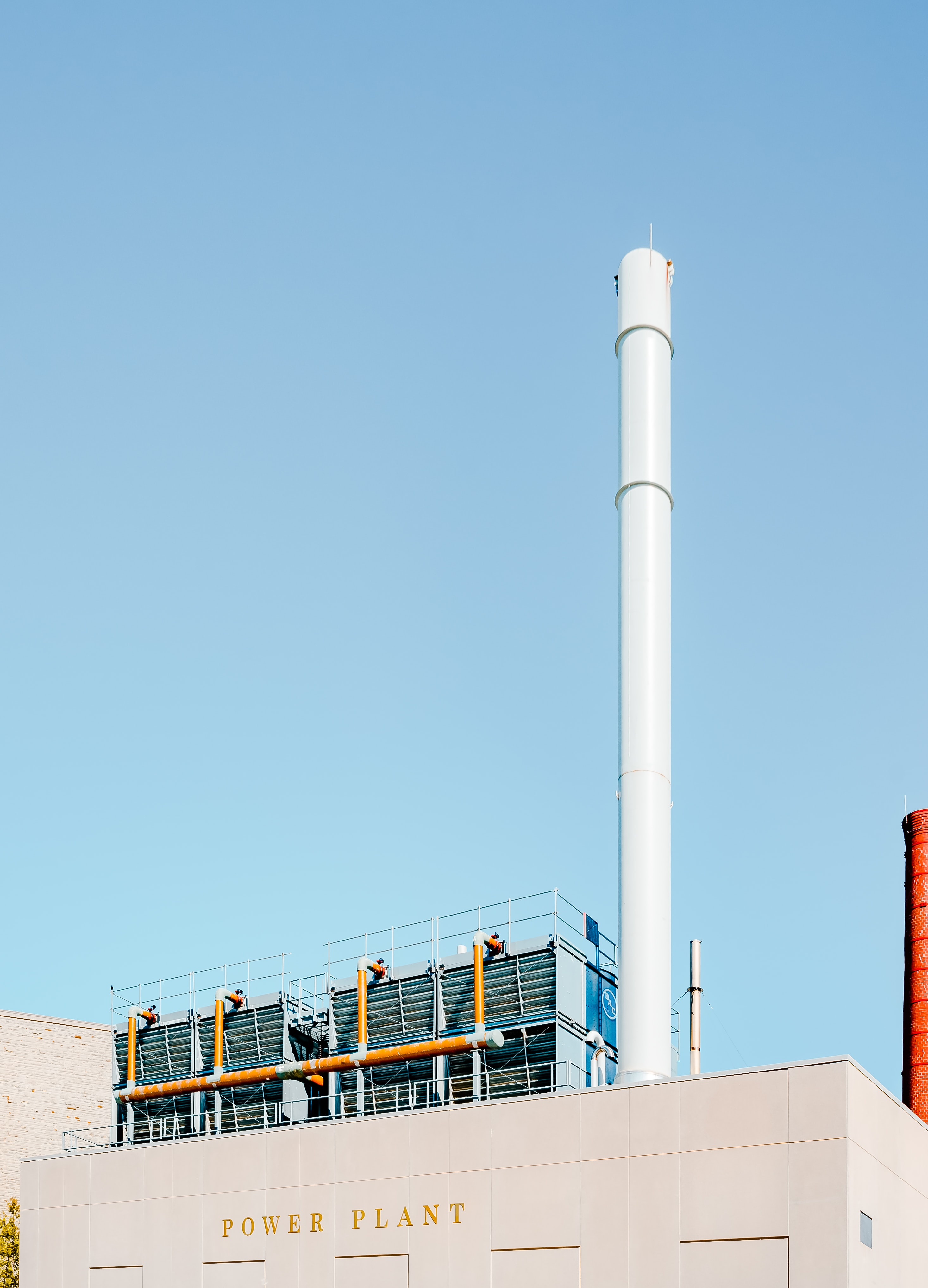 Power Plant during daytime