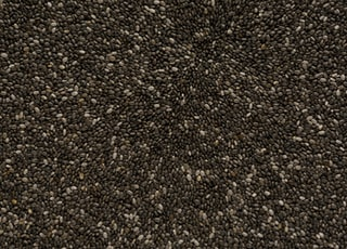 black and gray pebbles