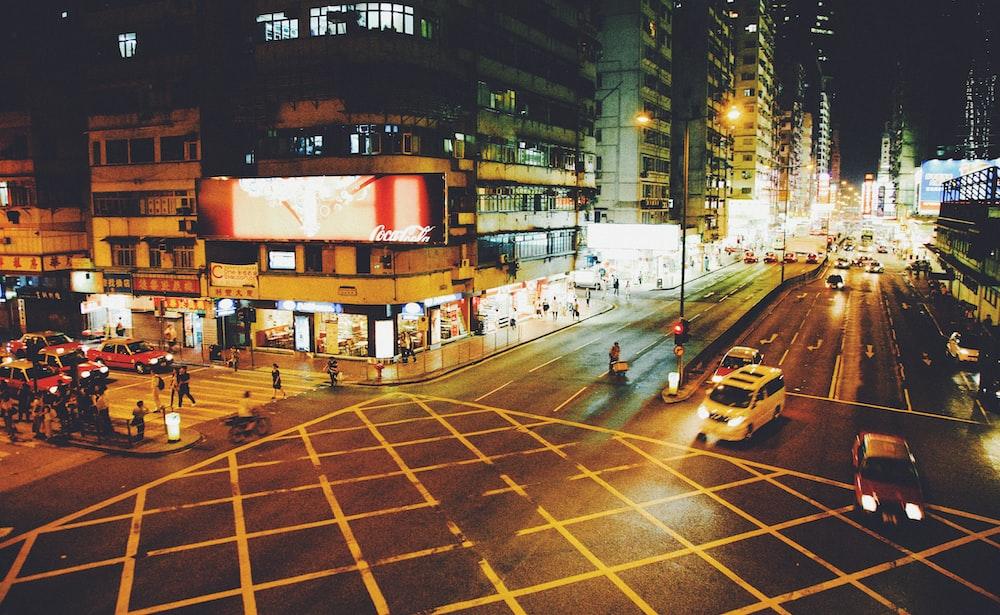 people walking on sidewalki