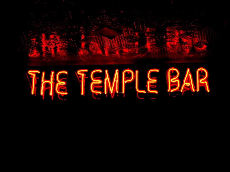 Dublin // to do // drink // city guide // citytrip // The Temple Bar