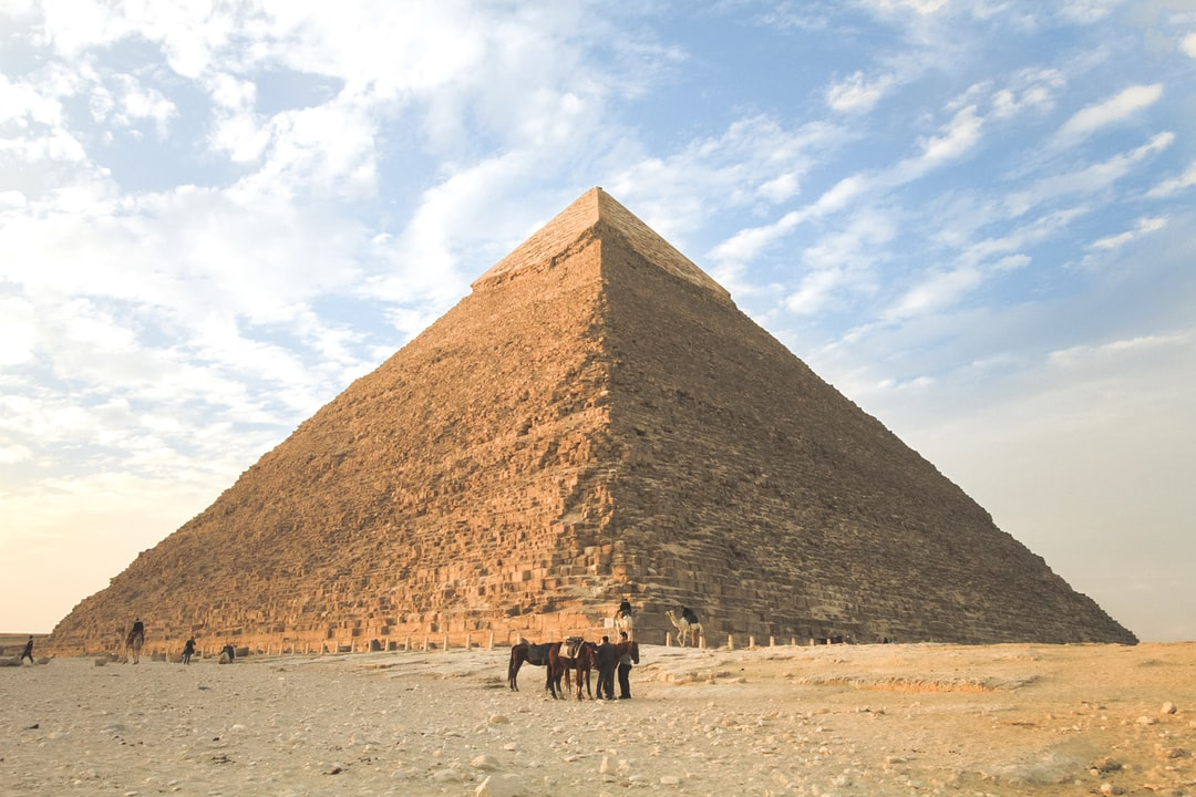 When you arrive and walk up to these structures it is so surreal it takes a moment to believe it is reality. The pyramids are a work of art and sparks something so adventurous in you.