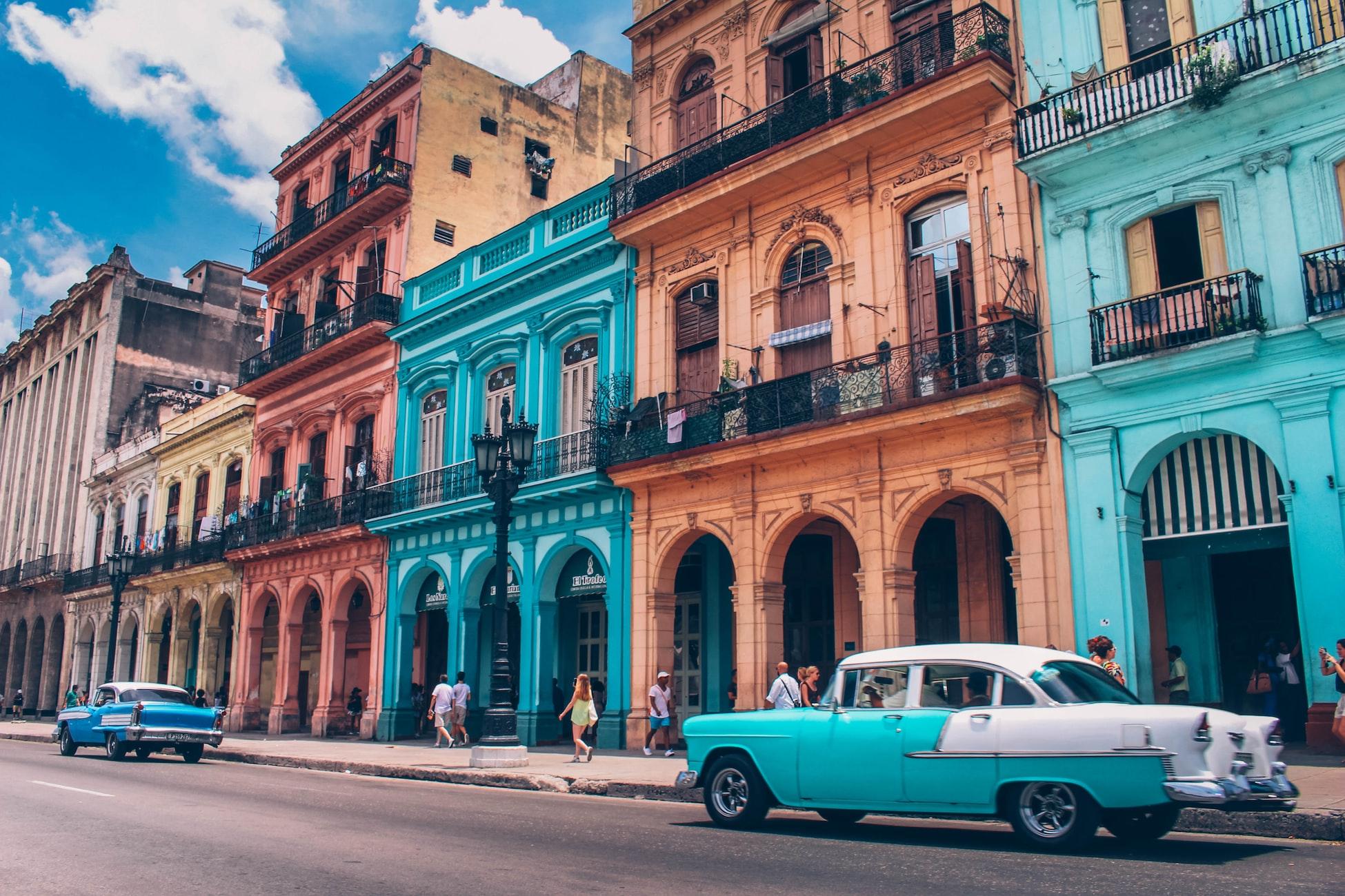 siti UNESCO più belli nel mondo avana cuba