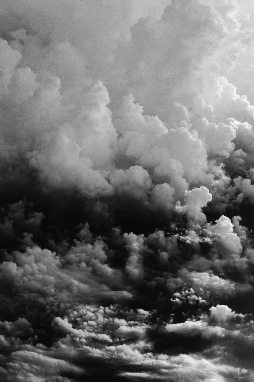 nimbus cumulus clouds