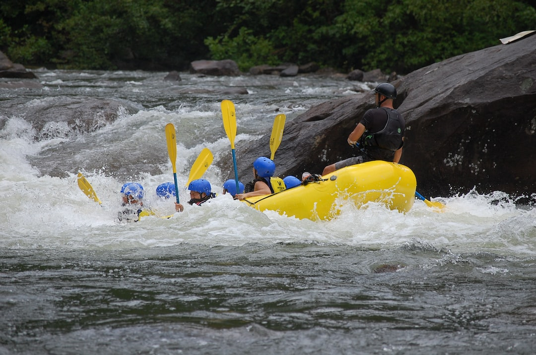 white water rafting tully