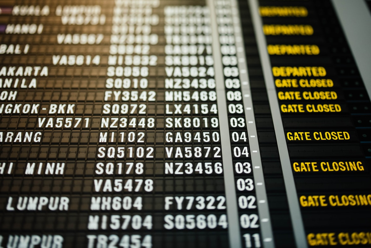 How Corona Virus affected the travel Industry