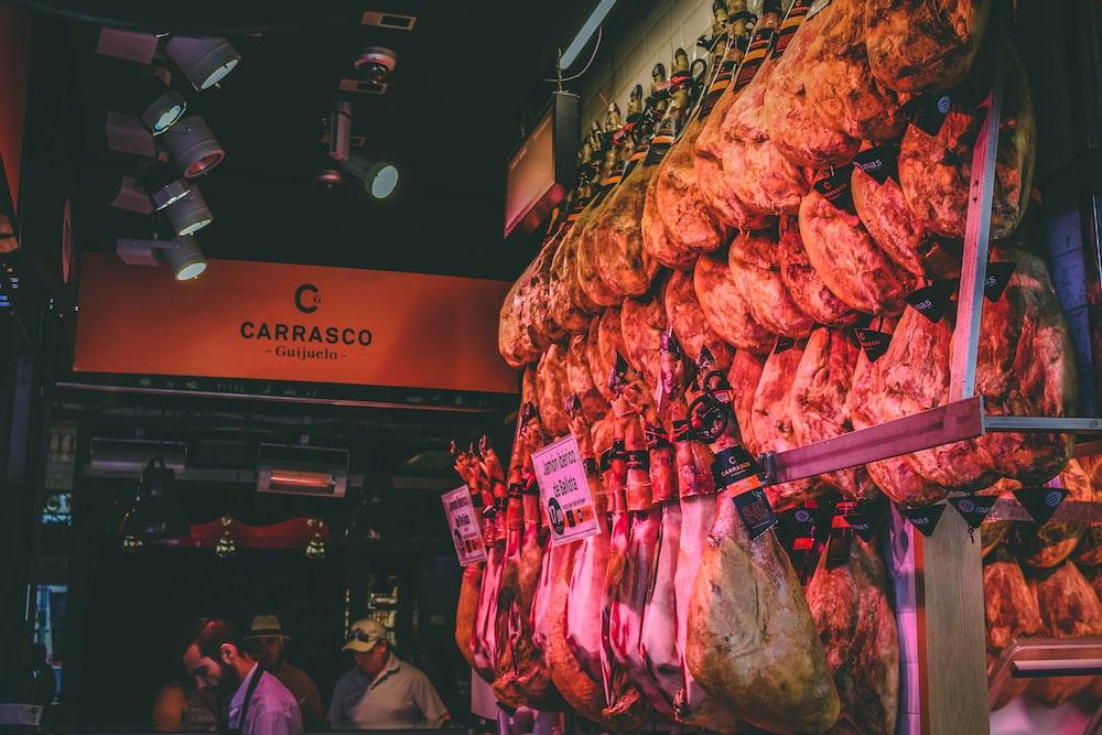 orange Carrasco signage
