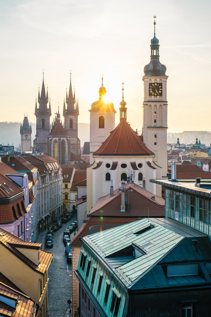Rick Steves on Prague, where all roads eventually lead to a pub