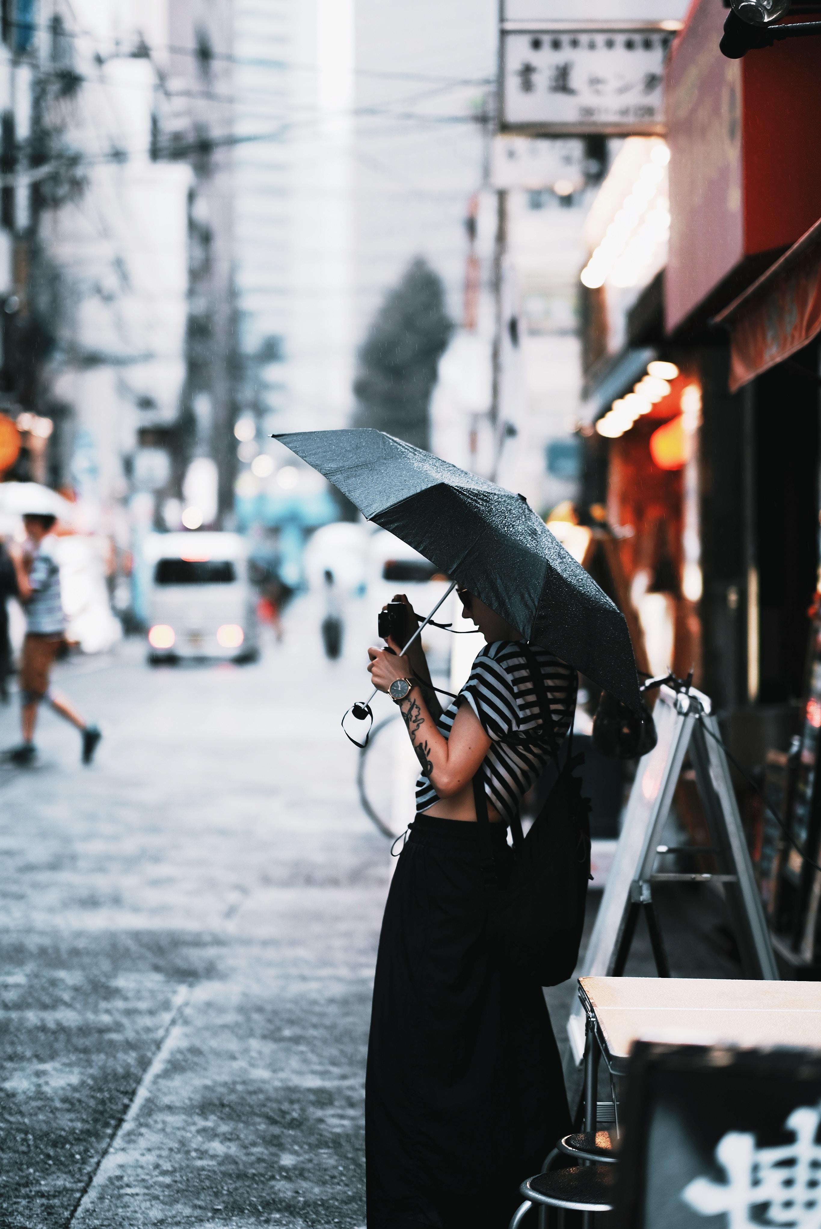 Rain stories