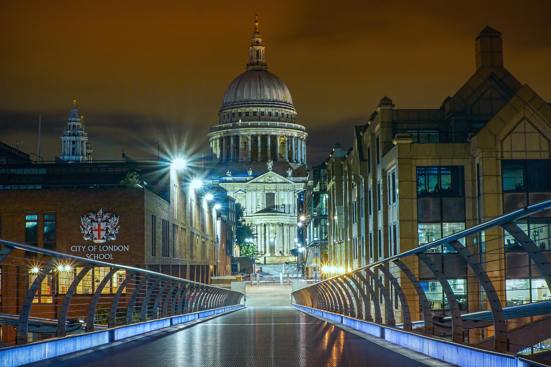 City of London School bridge