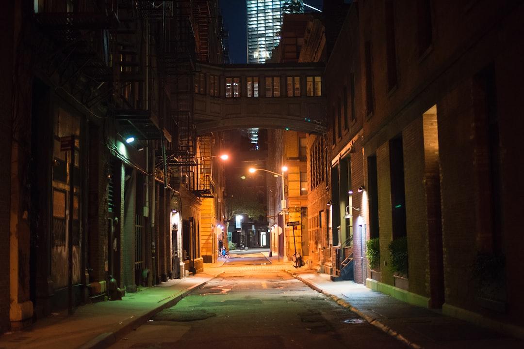 Who said NY never sleep?