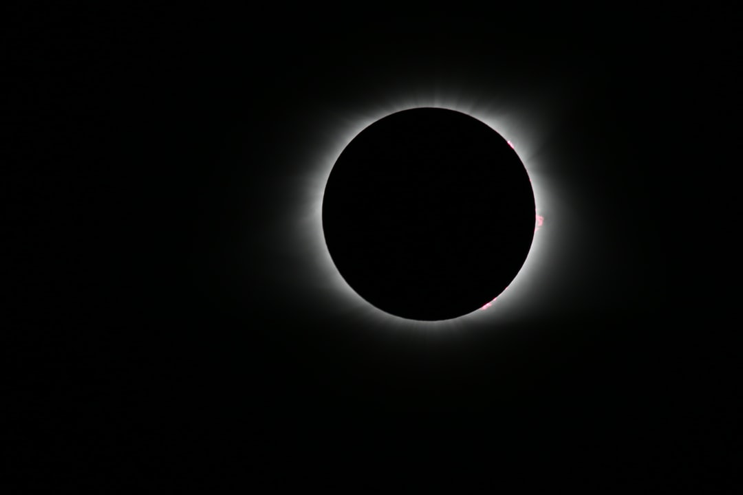 """I travelled to the """"line"""" of totality in rural Tennessee to see the eclipse and get images like this one.  It was well worth the trip to witness this event."""