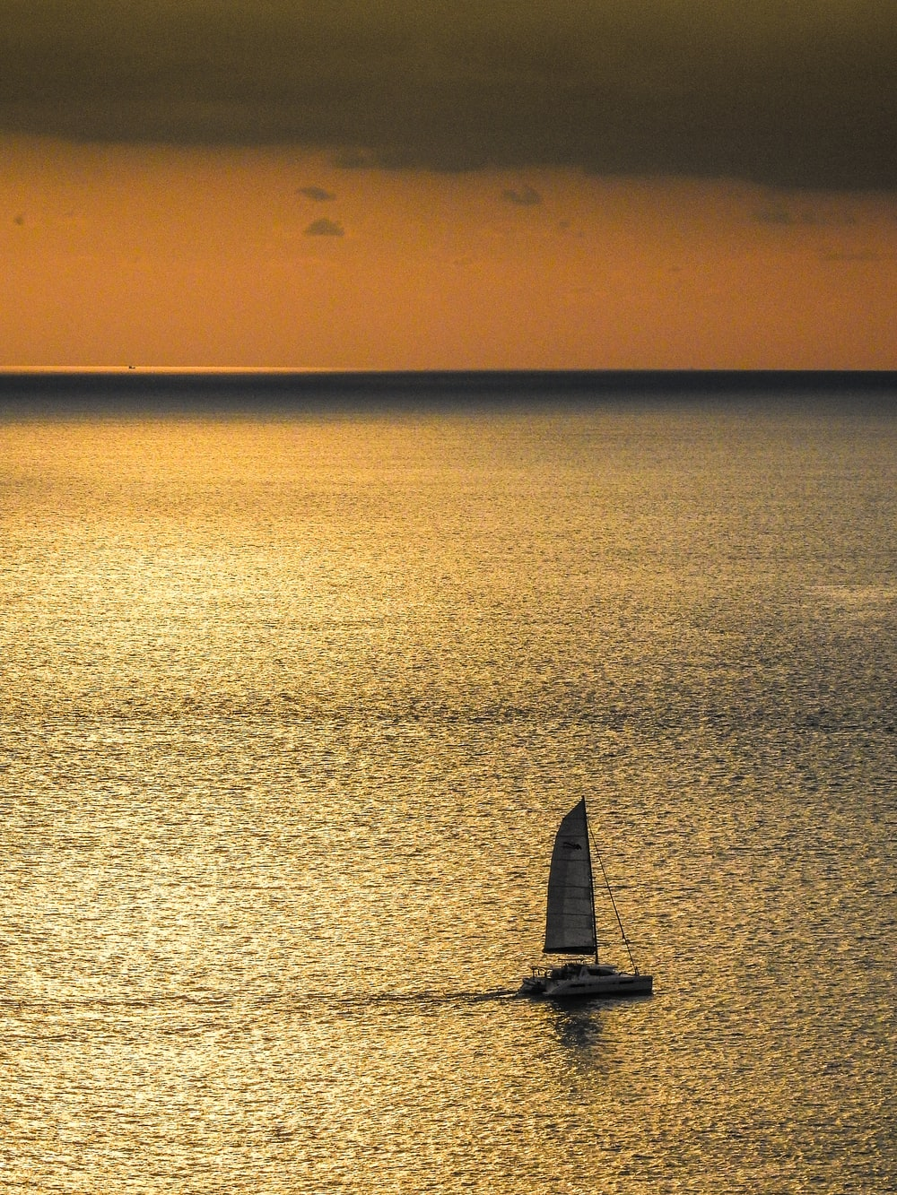 sailboat on body of water