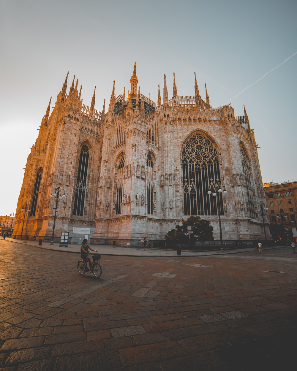 Duomo Di Milano Milano Italy Pictures Download Free Images On