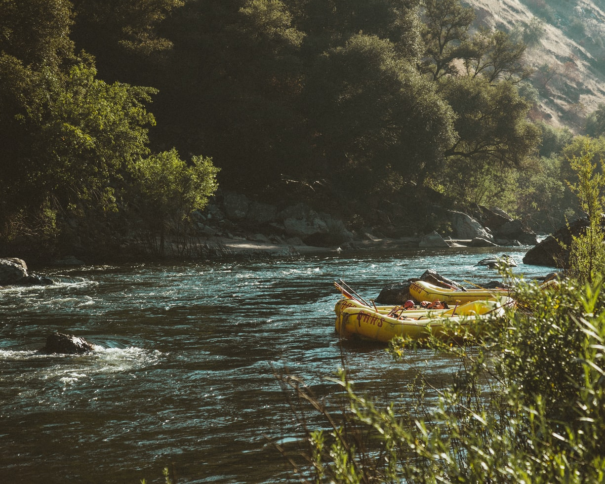 Where to go White Water Rafting in Frisco, CO