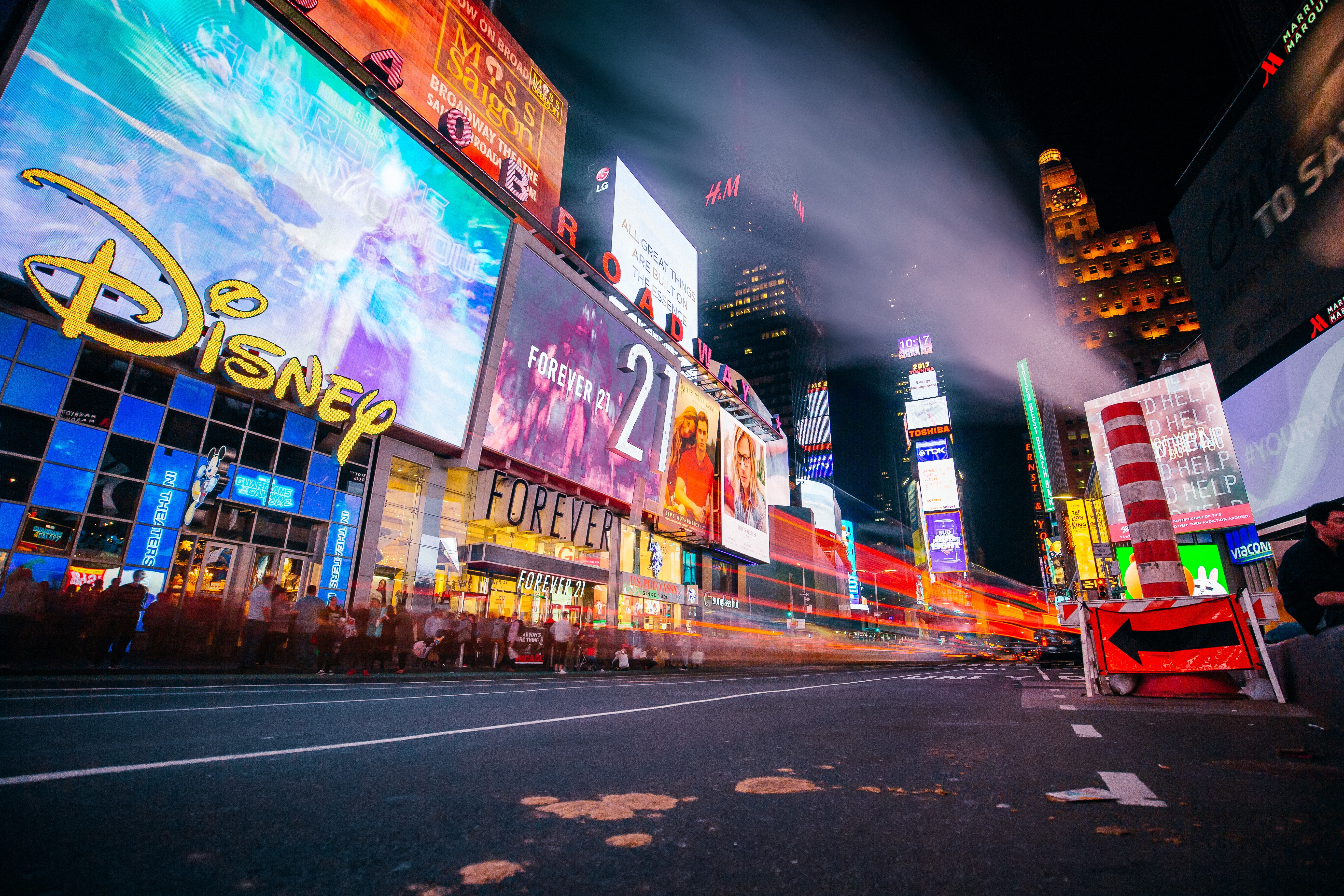 Time Square , New York