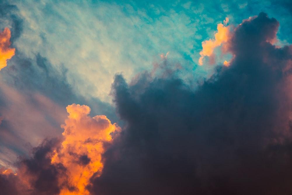 cumulus nimbus cloud