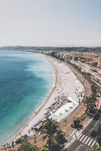 Plage de Nice. | Photo : Unsplash