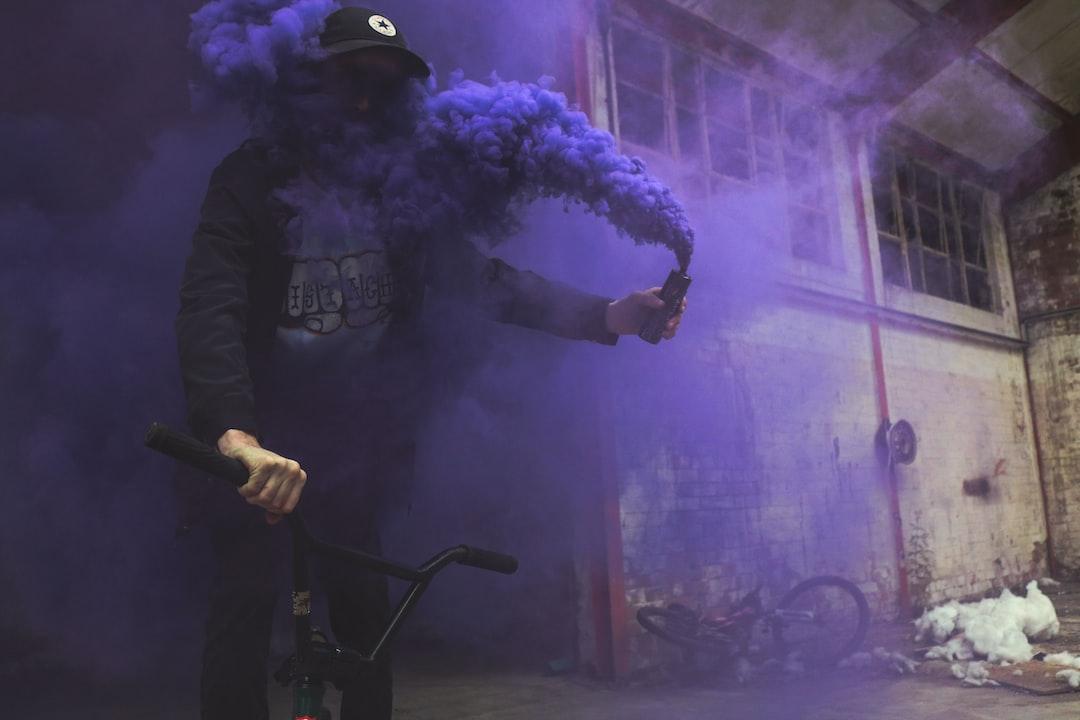 Smoke Rider
