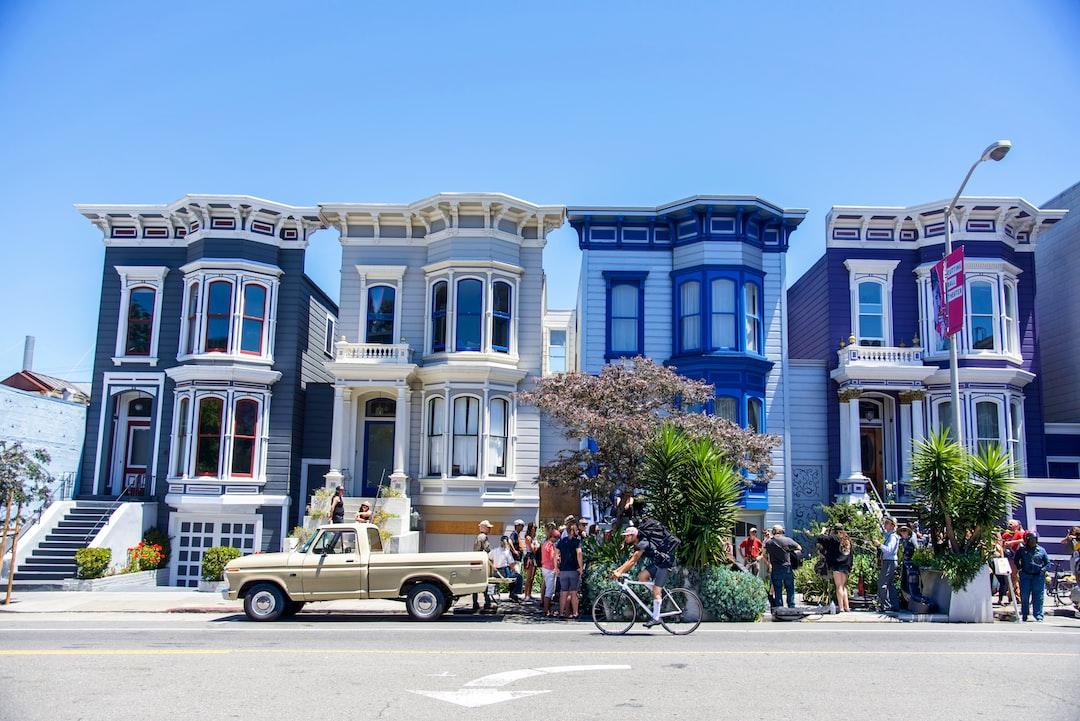 Summertime in San Francisco