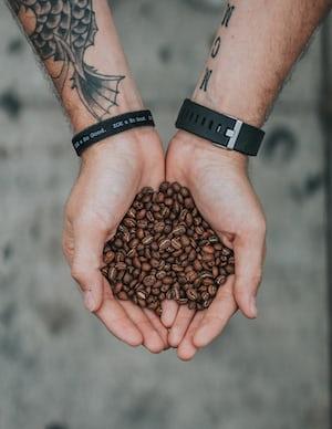 4123. Kávé