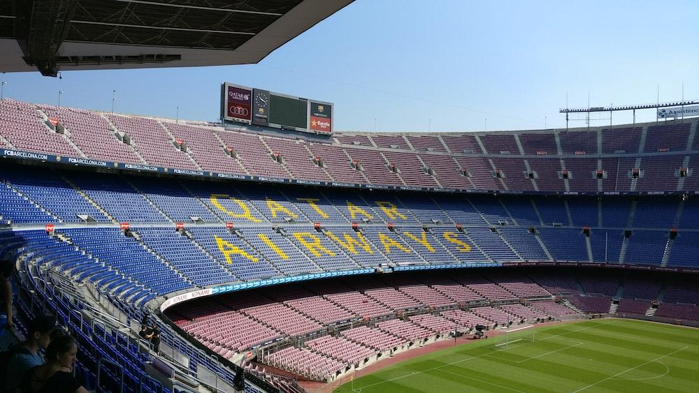 photo of Qatar Airways stadium