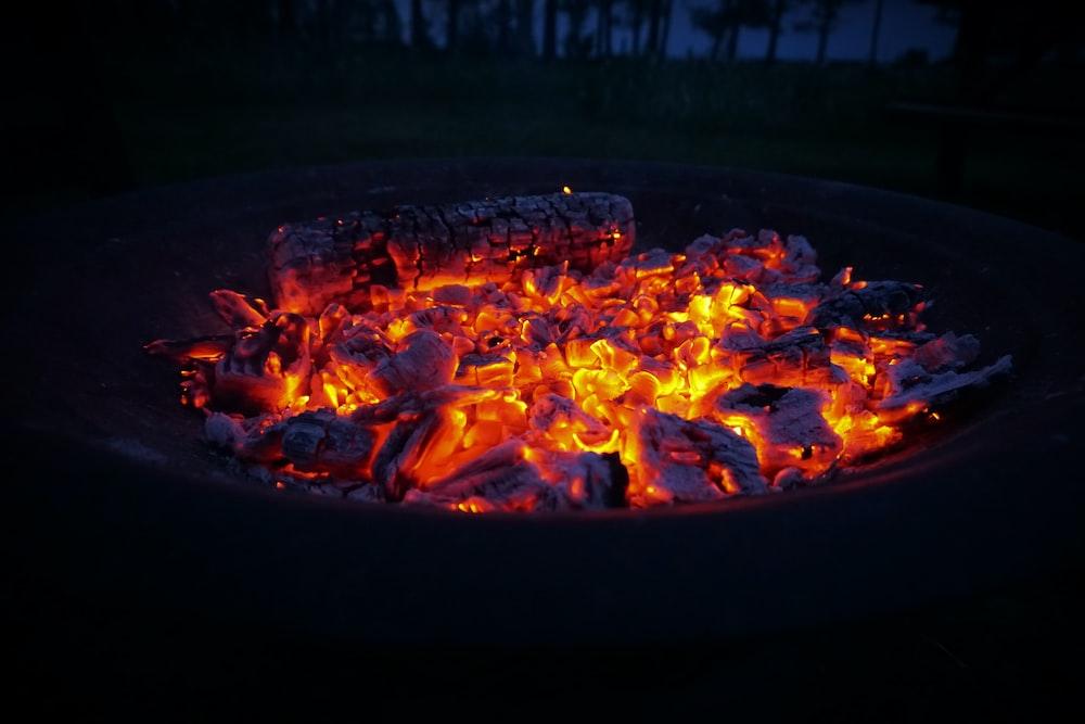 firepit charcoals