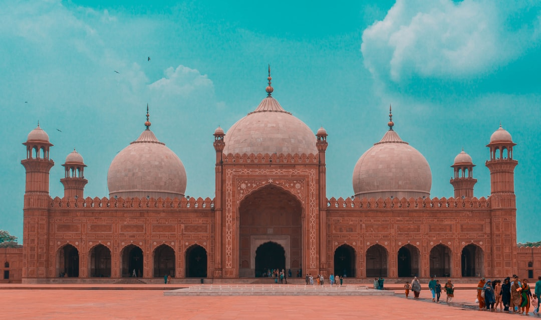 500+ Badshahi Mosque, Lahore, Pakistan Pictures [HD] | Download Free