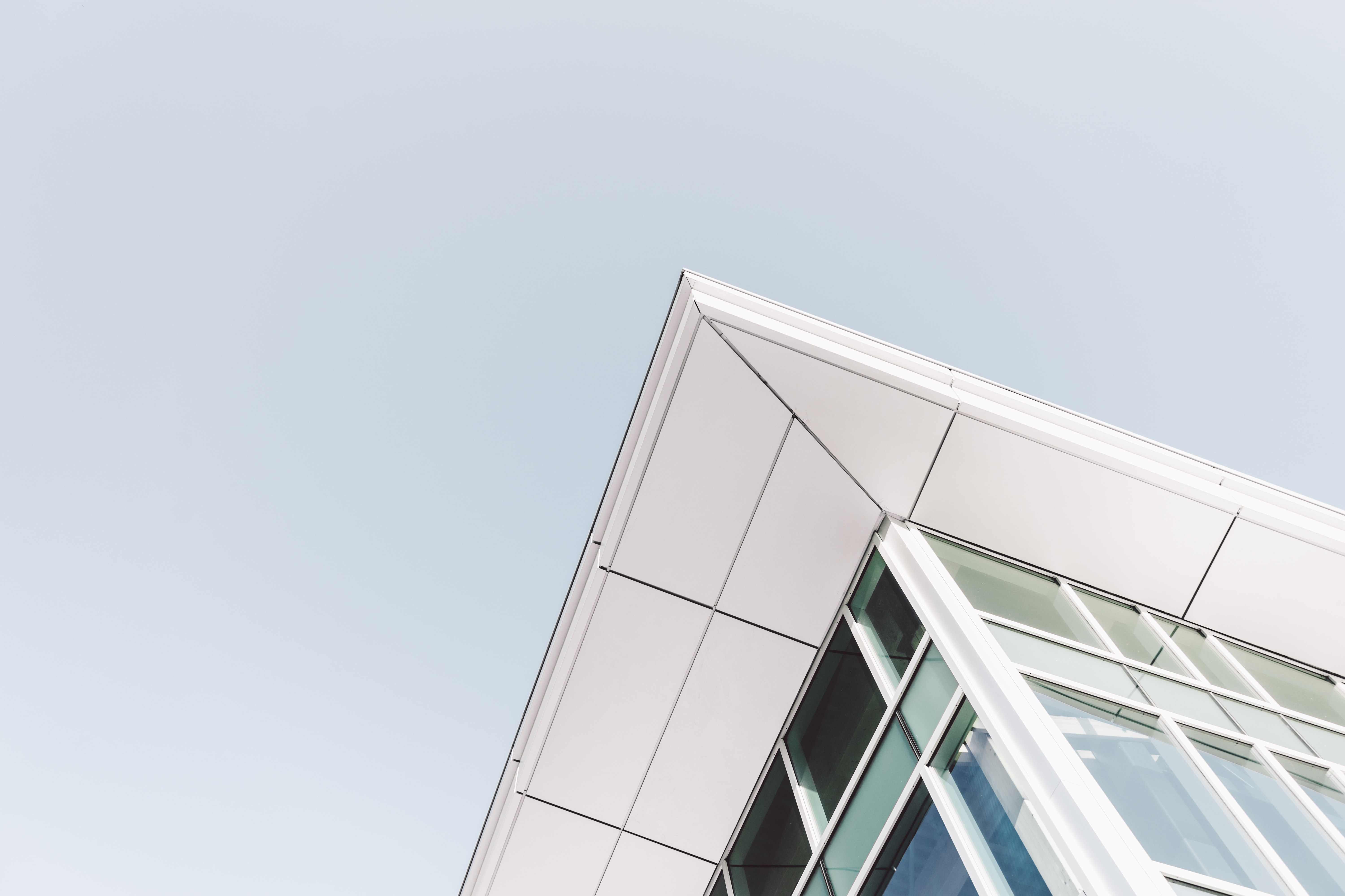 gray and silver building in worms view photography