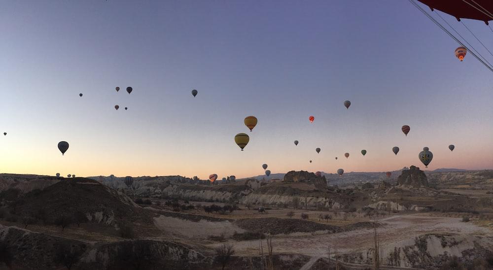 hot air balloon fest