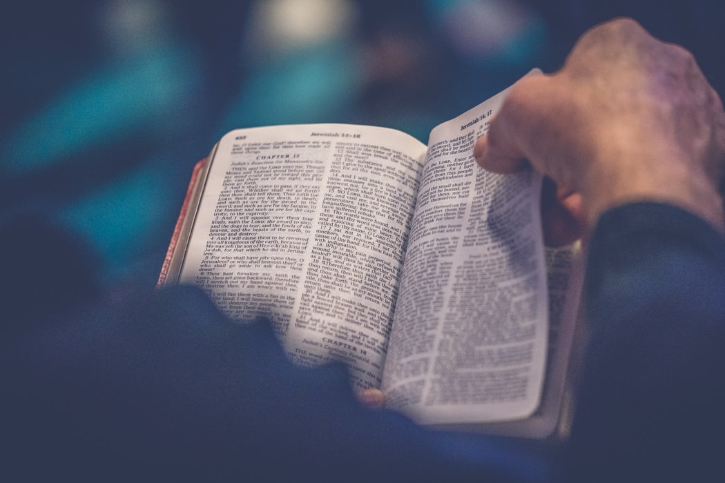 The Bible is the most shoplifted book of all time.