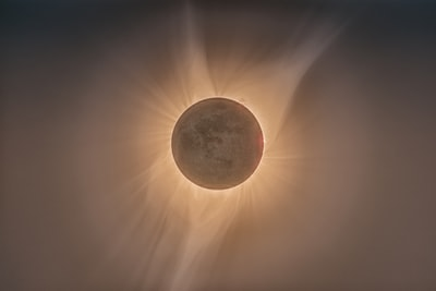 Here is an HDR photo of the eclipse. This seven images merged into one to bring out the lunar details and to show the corona of the sun. This was such an epic day and I still can't believe it is real! I'm on IG @bryangoffphoto Stop by and say hi!