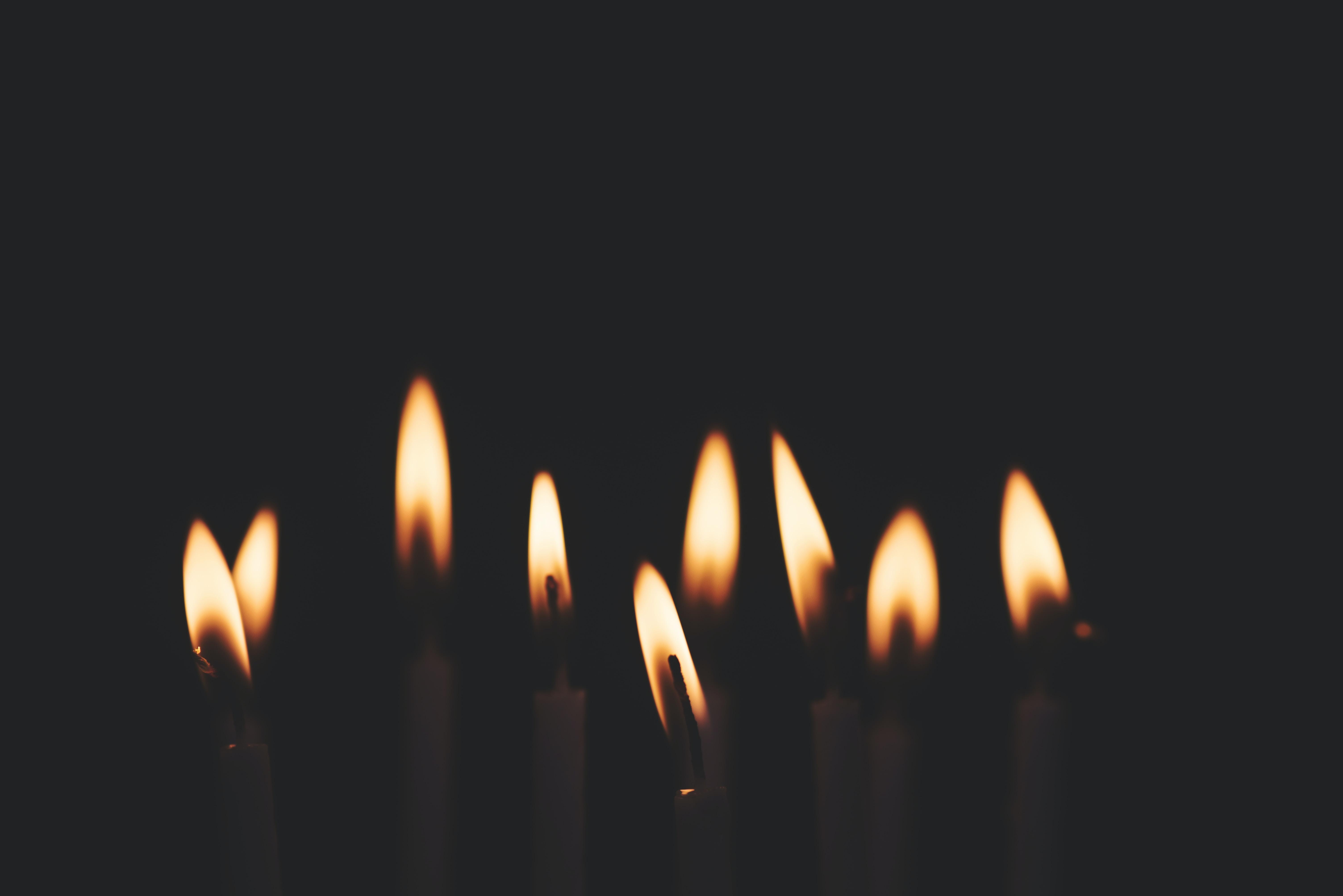 Flickering Flame darkness stories