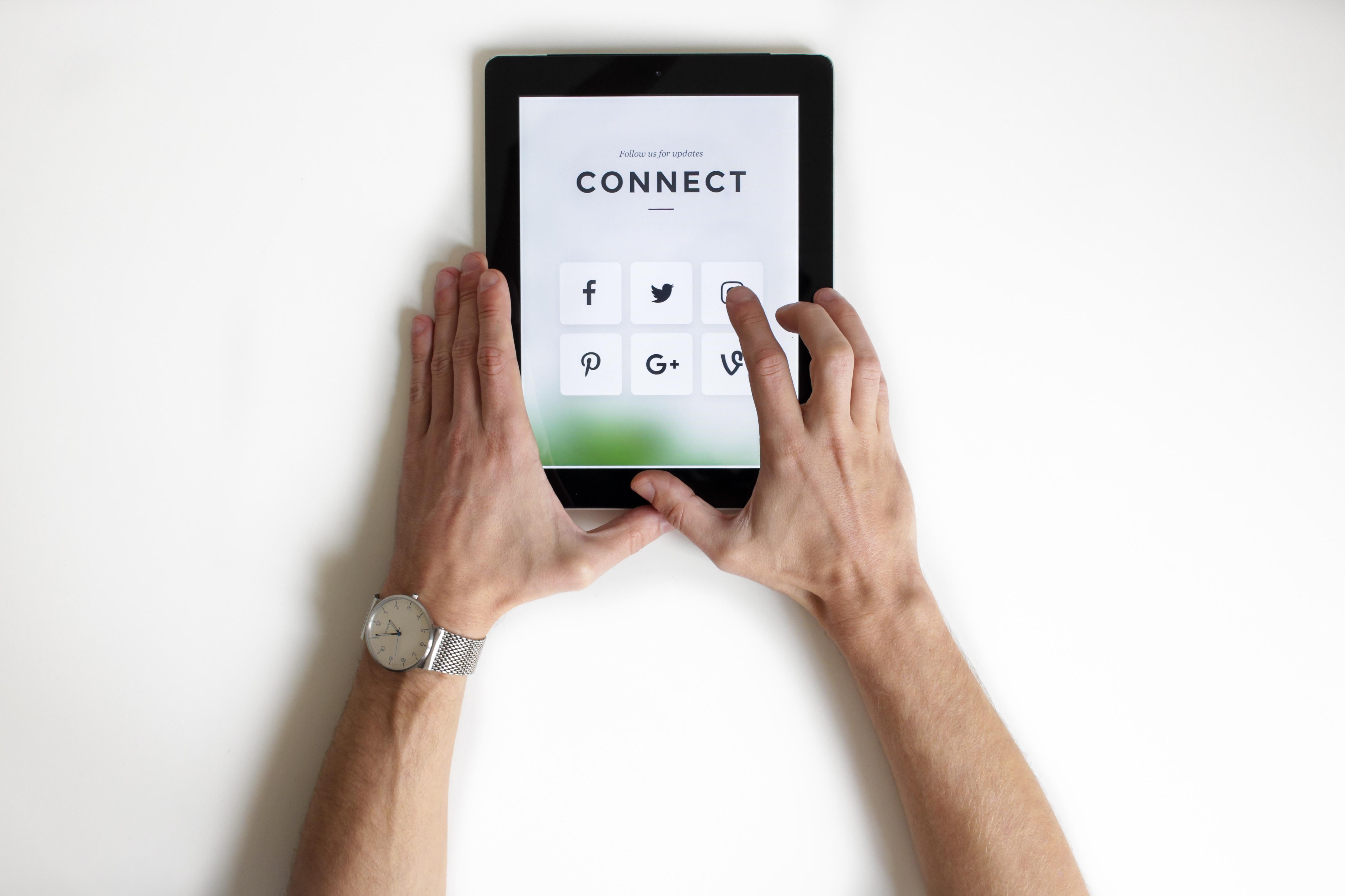 social media remain essential