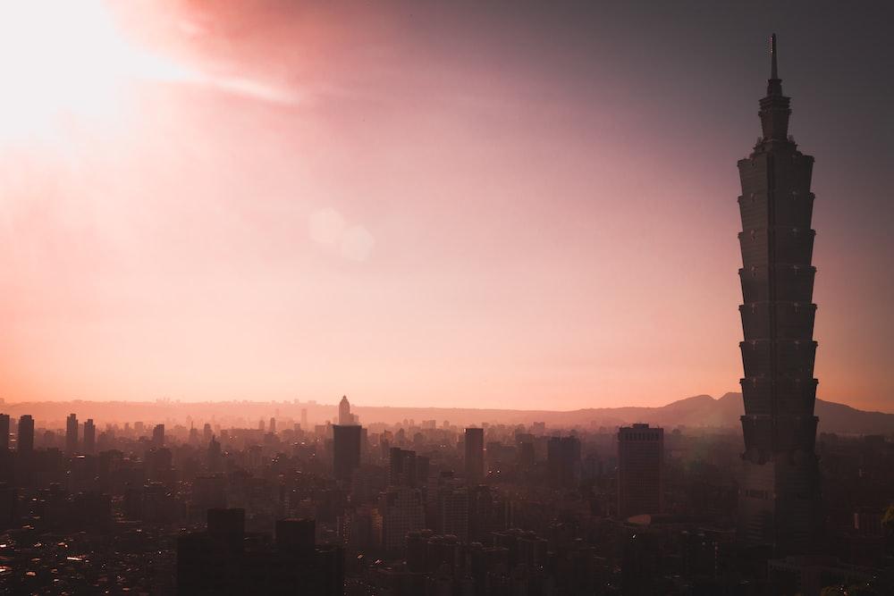 photo of Taipei 101 Tower, Taiwan