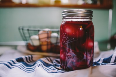 Preserved Pickled Eggs