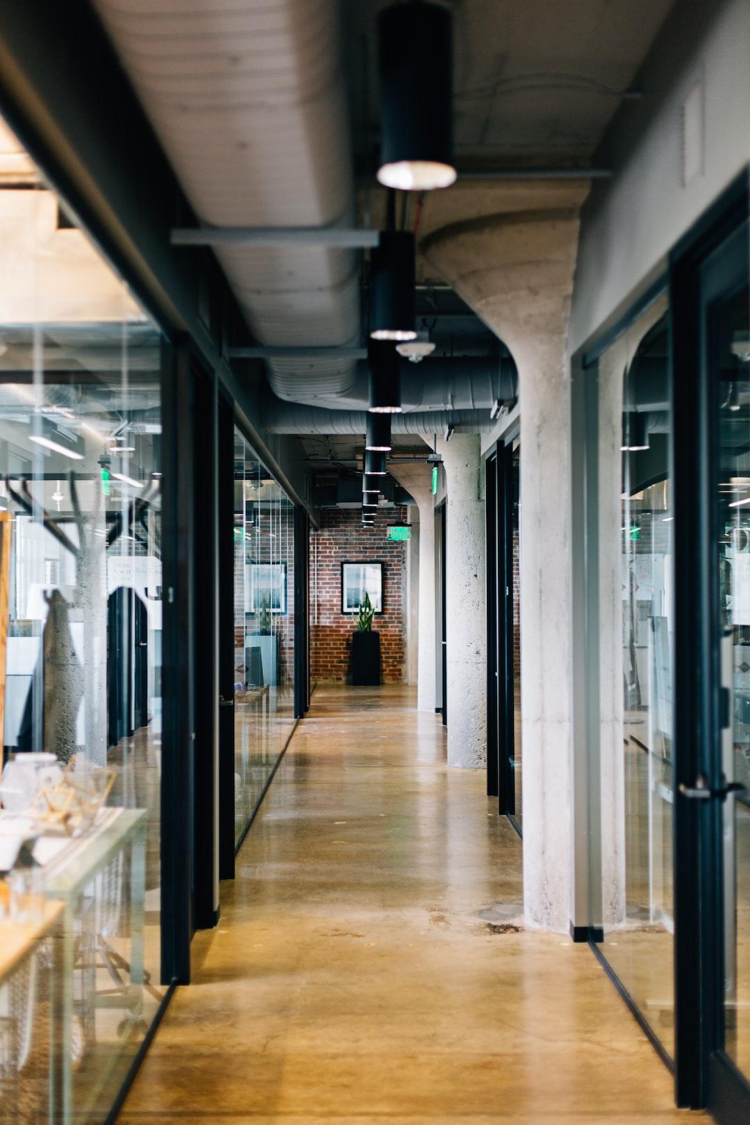 Coworking space Industrious Atlanta