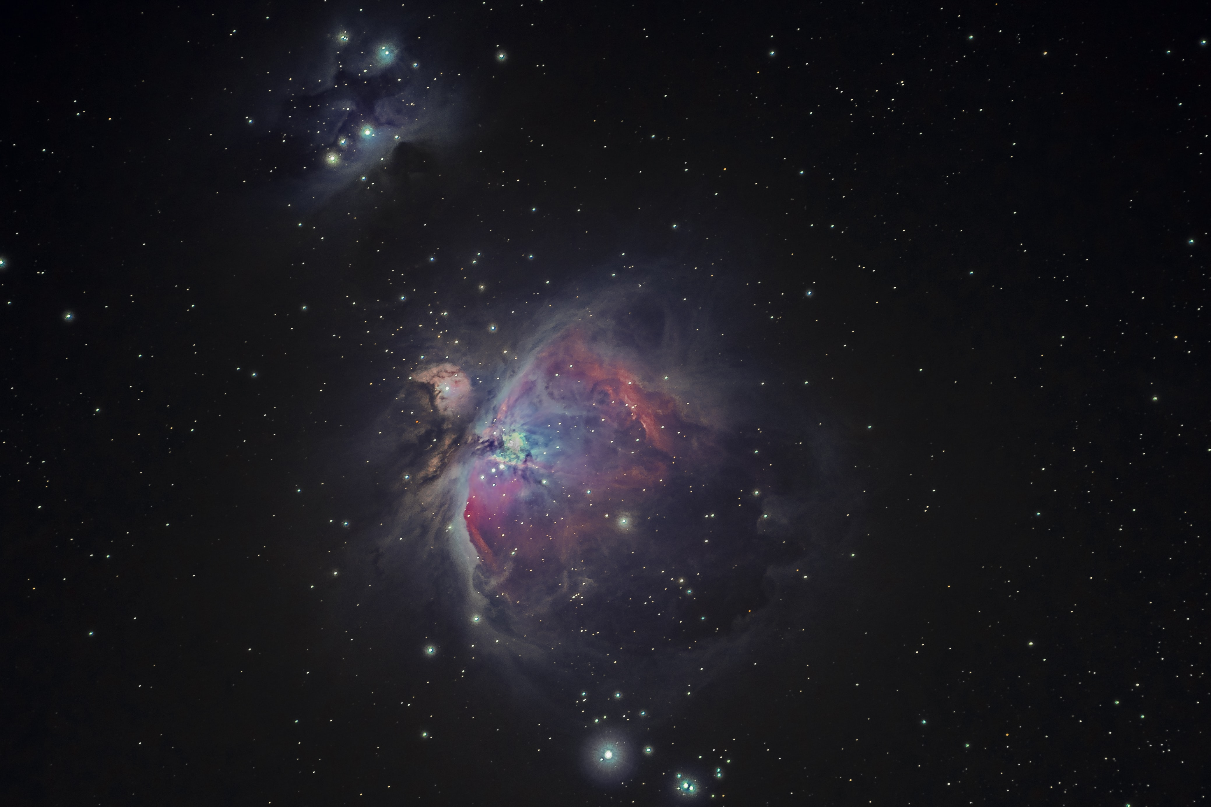 cluster of star illustration Galaxy Wallpapers
