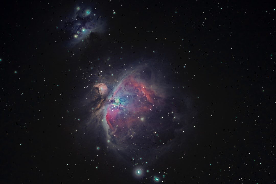 My photo of the Orion Nebula was taken in my backyard in Petaluma, California. It is composed of 60 images at 60 seconds each. I stacked them all to reduce noise and bring out the amazing details you see in the nebula . I think it is one of my better images. I hope you enjoy it. I'm on IG @bryangoffphoto Stop by and say hi!