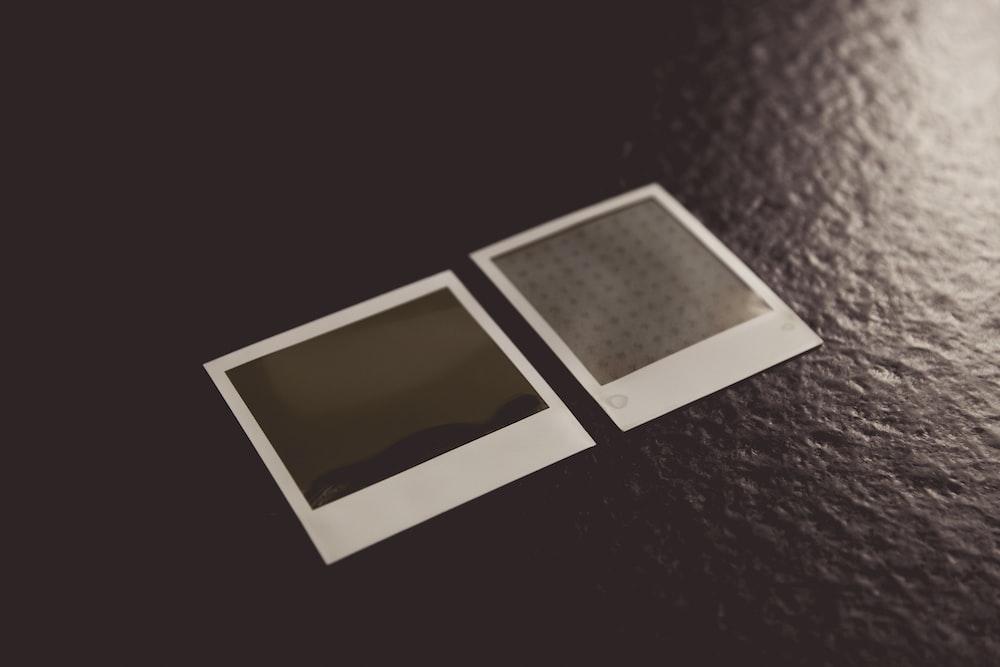 white and black printer paper