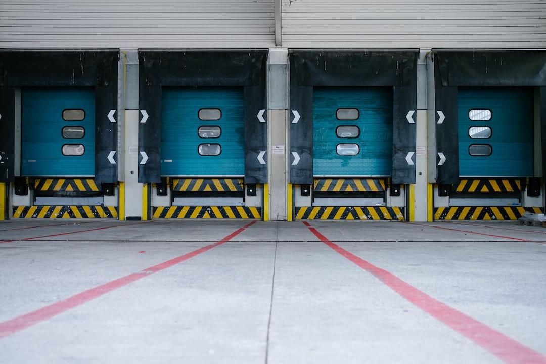 Colorfull Cargo Doors