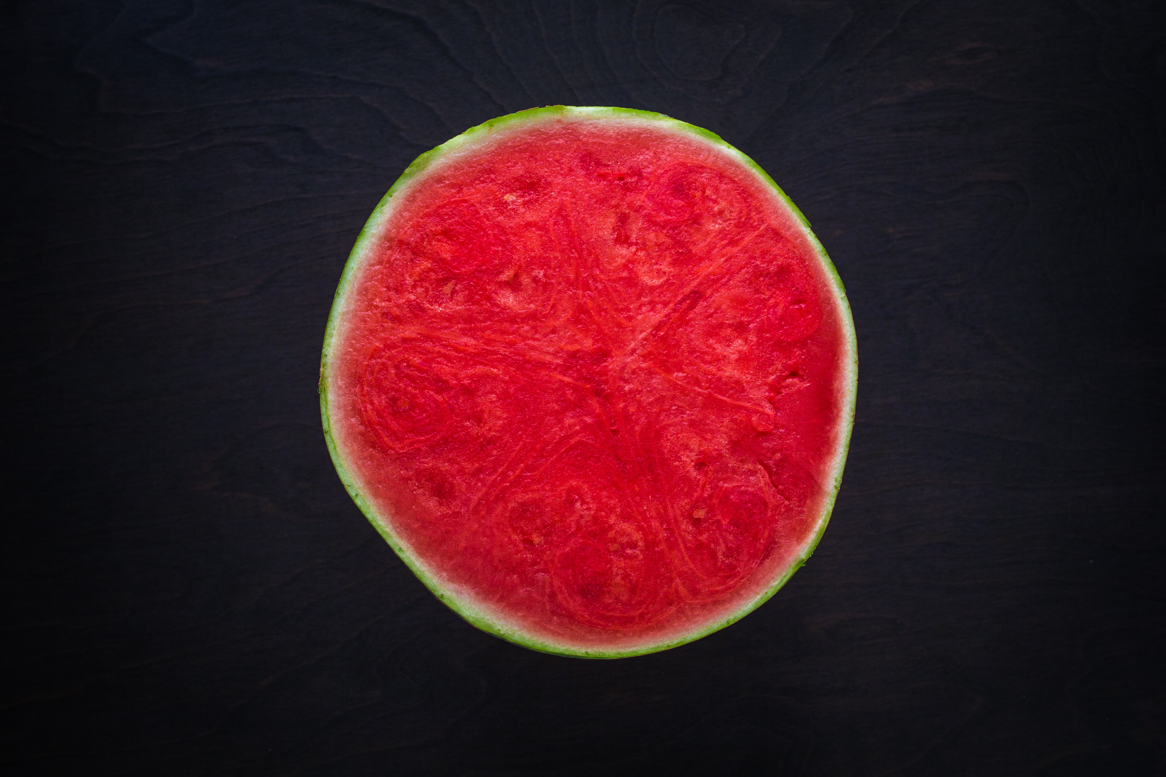 closeup photo of sliced watermelon