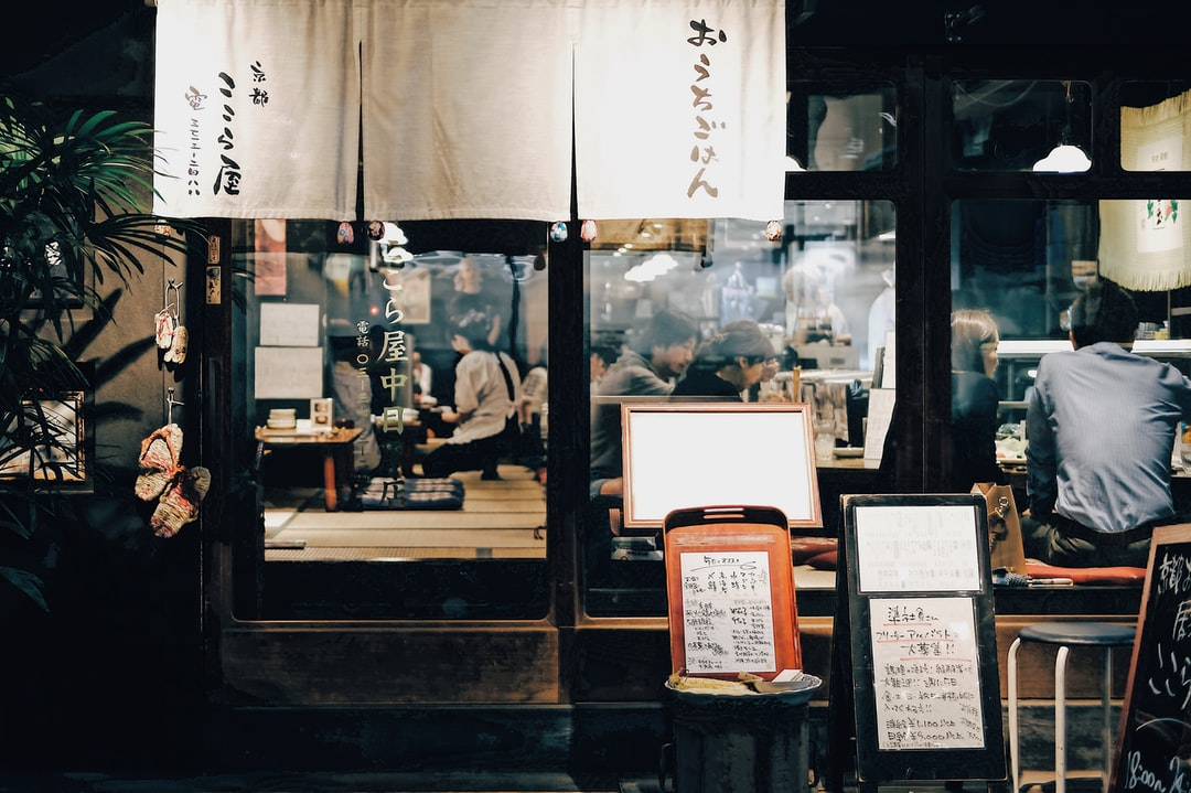 Expat Food Writer Robbie Swinnerton On His Hunger For Japan